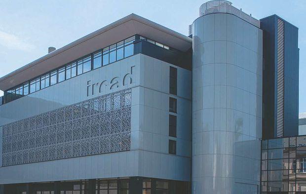 Bâtiment de l'Ircad