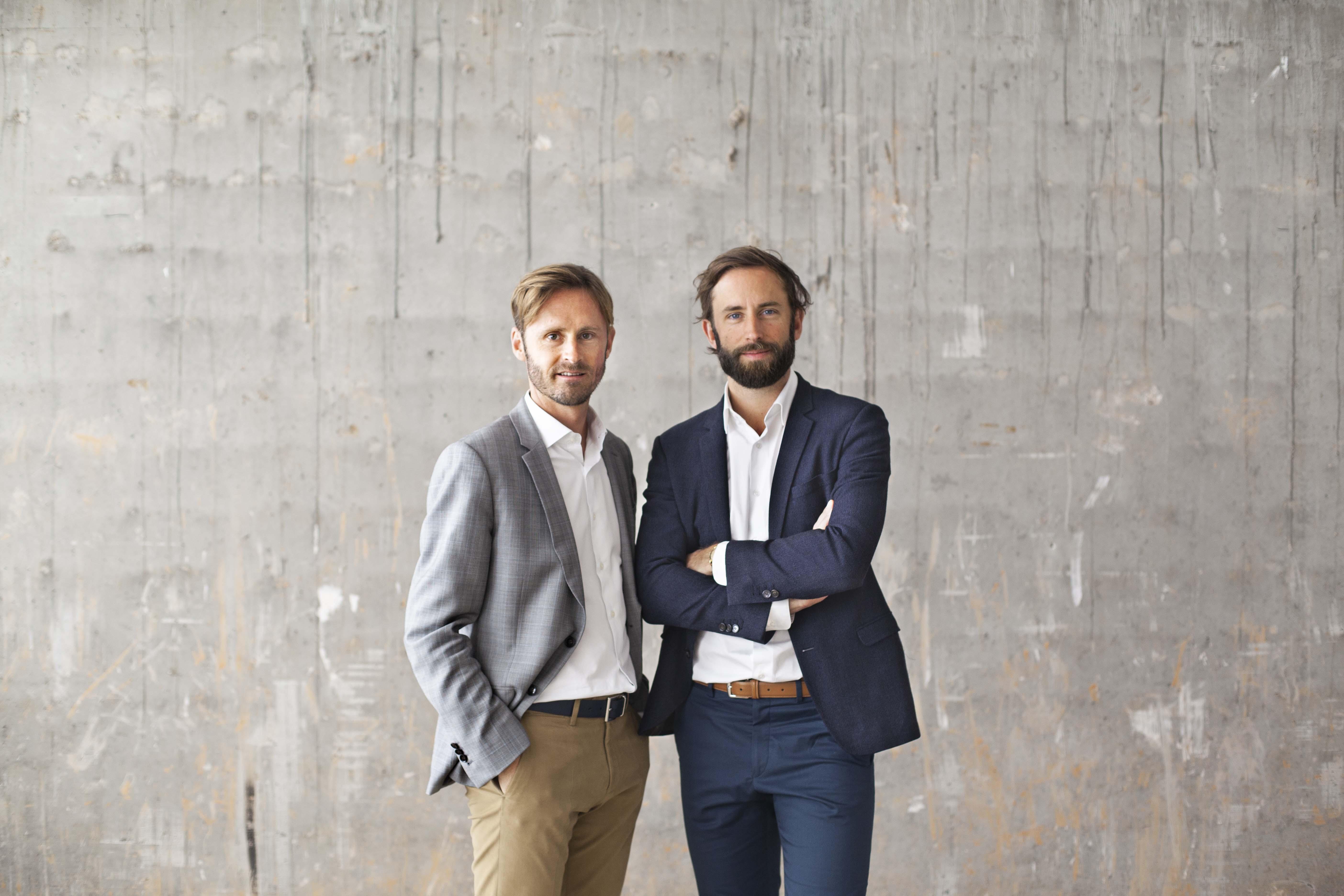 Edouard et Jérome Sauer