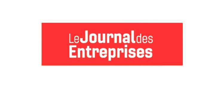 Journal des entreprises logo